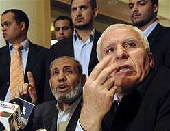 Hamas, Fatah make effort to achieve 'national unity'