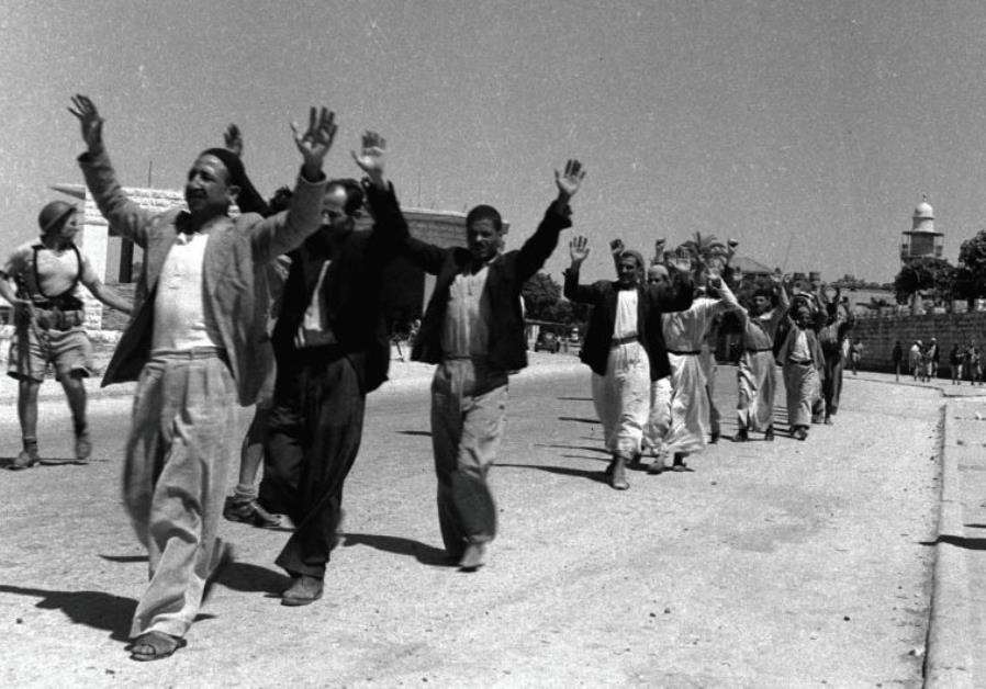 Haj Amin al-Husseini was no Palestinian nationalist