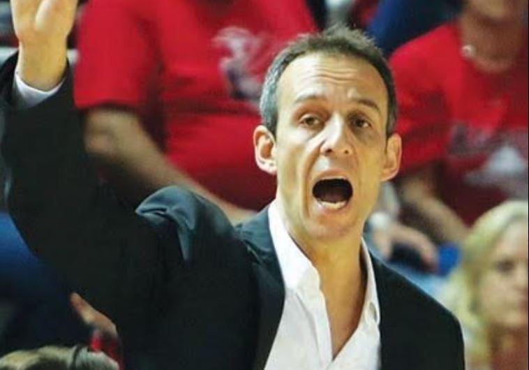 Hapoel Tel Aviv coach Oded Katash