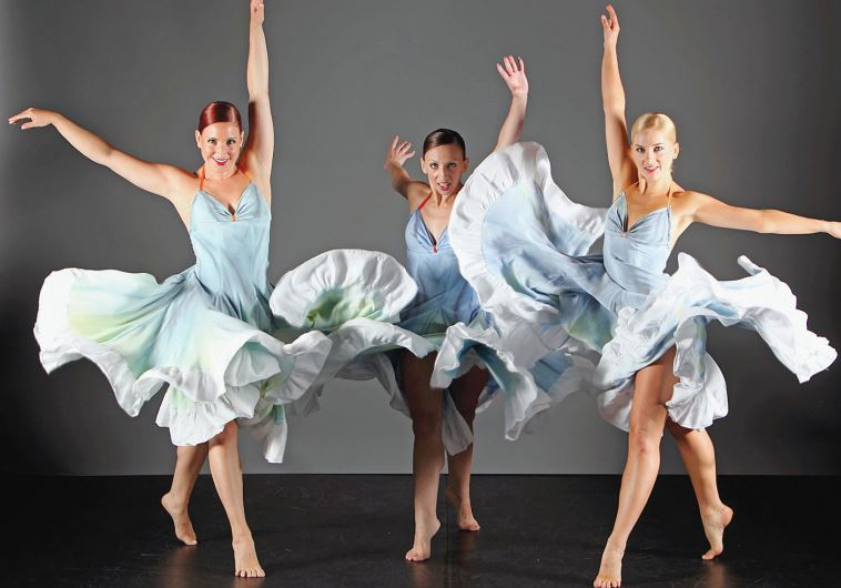 The Giordano Chicago Dance group