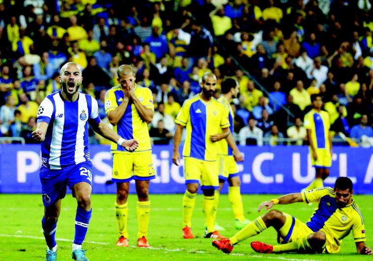 Maccabi Tel Aviv vs Porto