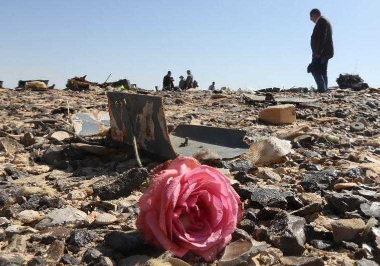Plane crash Russia Egypt