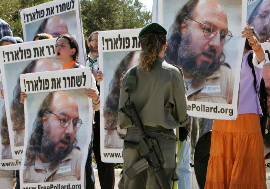 Israel pollard