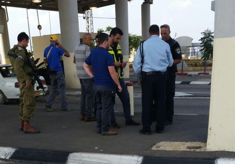 Eliyahu crossing