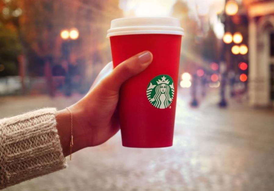 Starbucks Christmas Coffee Mugs.Trump Suggests Starbucks Boycott Over Its Christmas Coffee