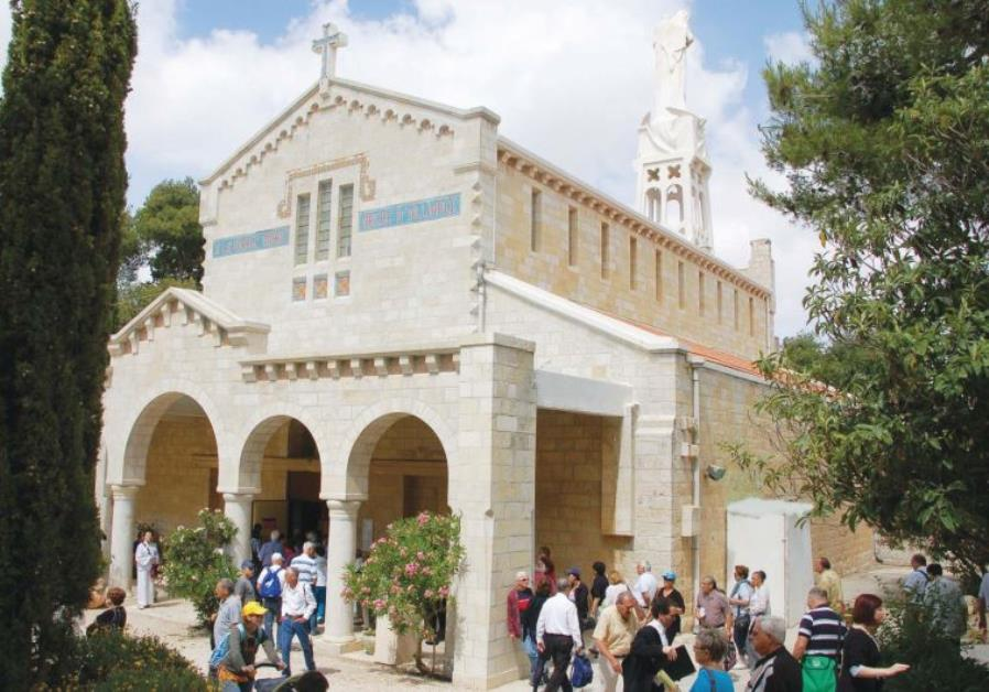 The Notre Dame Church of Kiryat Ye'arim