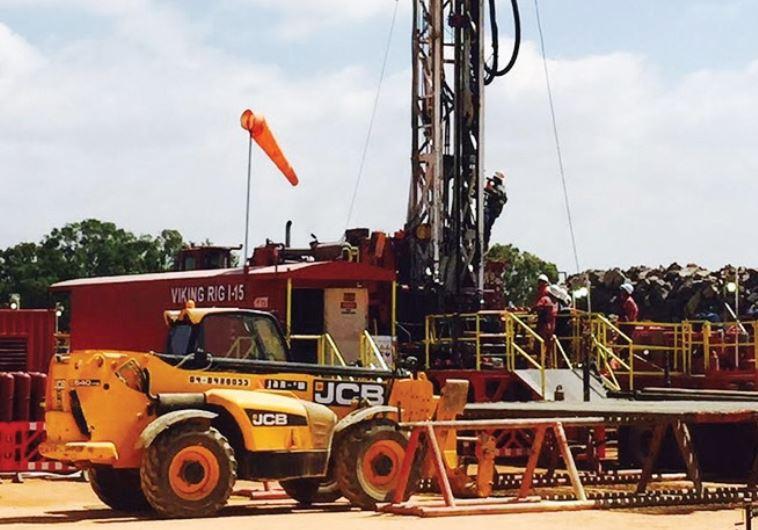 Golan drilling