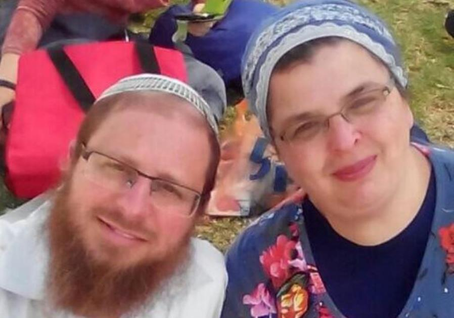 Ya'akov Litman (L) was shot and killed near the West Bank settlement of Otniel