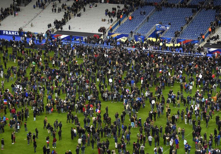 paris soccer match