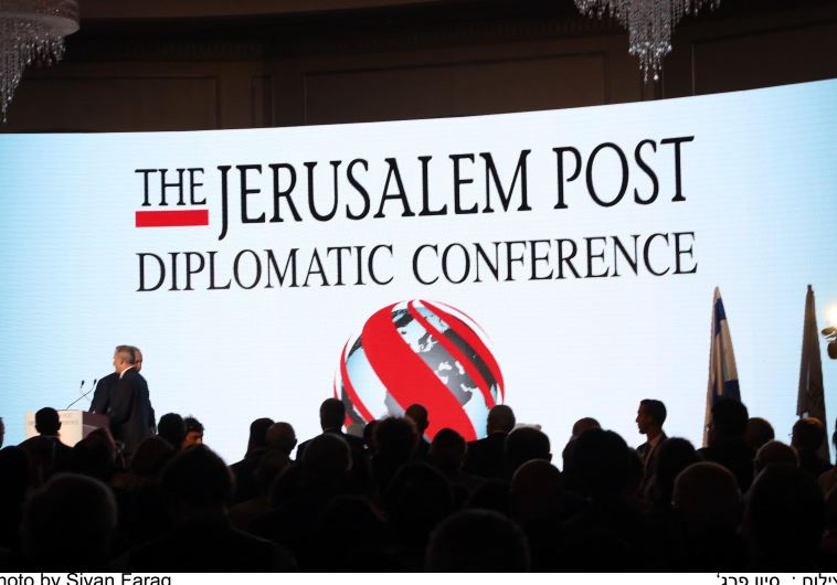 The Jerusalem Post's Diplomatic Conference