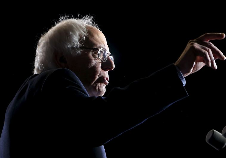 Sen. Bernie Sanders (I-Vt.) campaigns in Cleveland