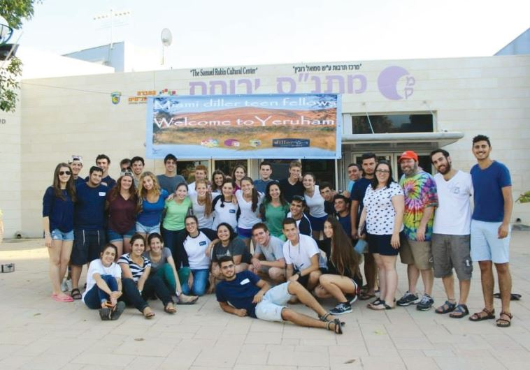 Diller Teen Israel