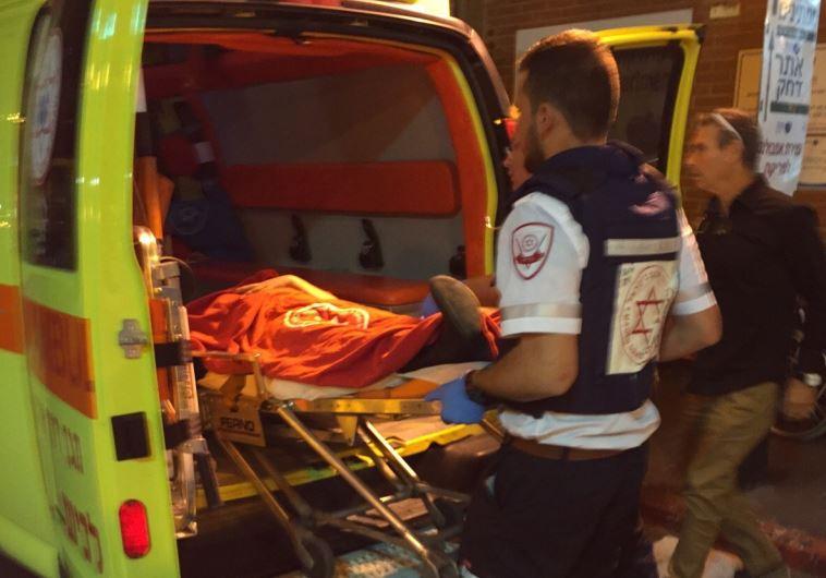 Kiryat Gat stabbing