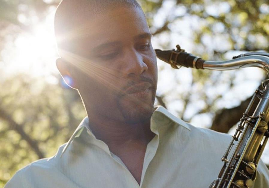 Saxophonist David Sanchez