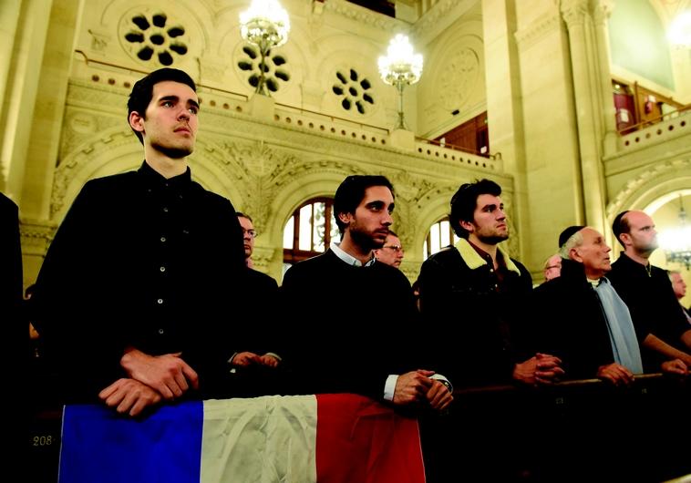 Les Juifs de France face à  l'aliyah