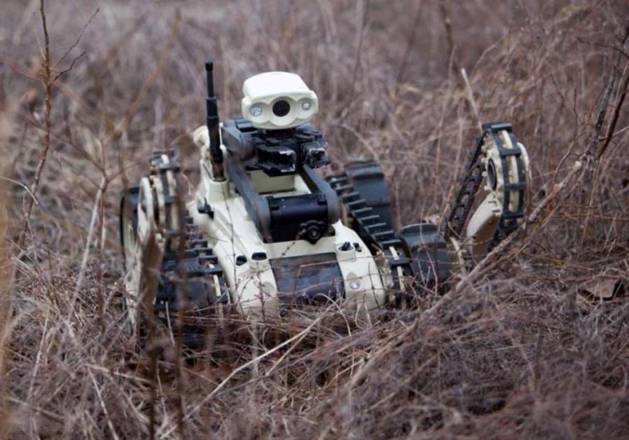 israel robot