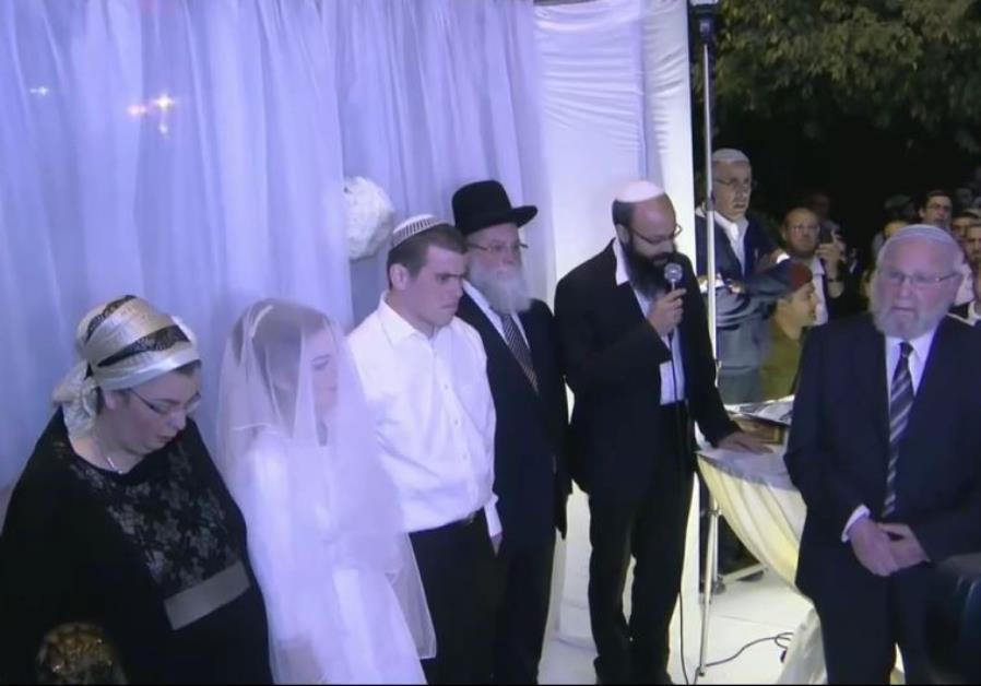 The Litman-Biegel wedding