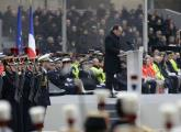 France pays tribute to fallen victims of terror attacks in Paris