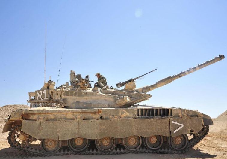 Armored Corps starts retiring its Merkava Mark II tanks ...