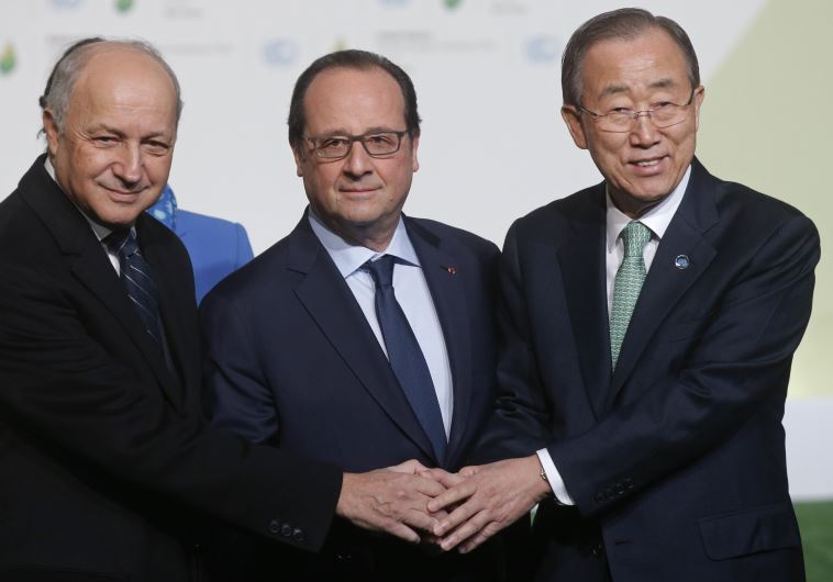 World Climate Change Conference 2015