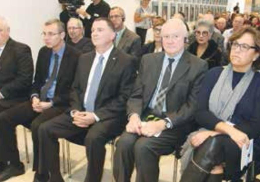 Knesset ceremony