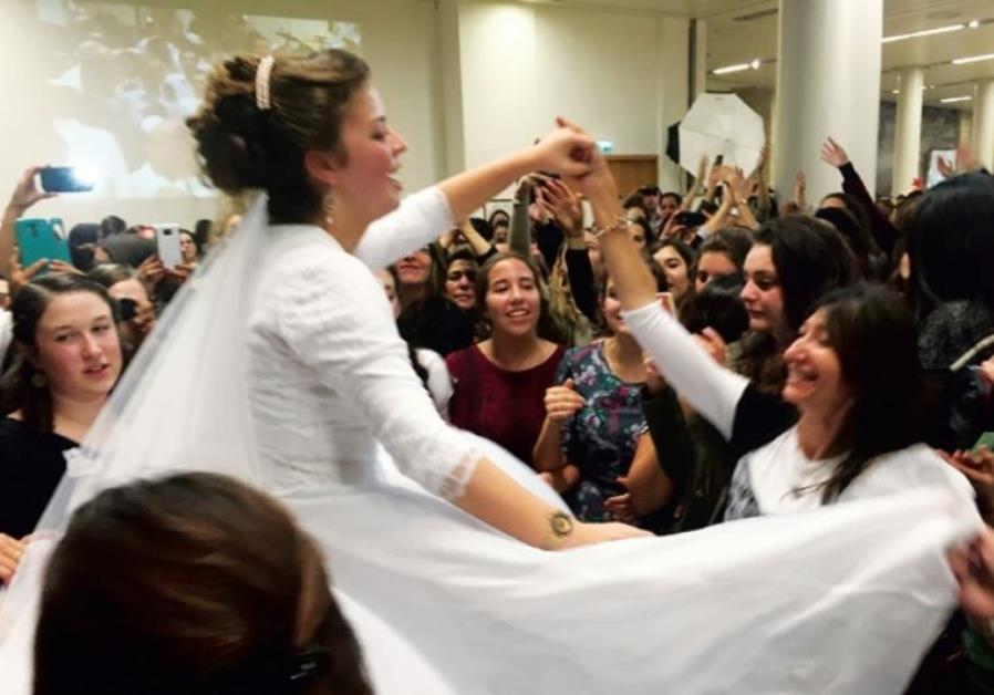 The Litman wedding