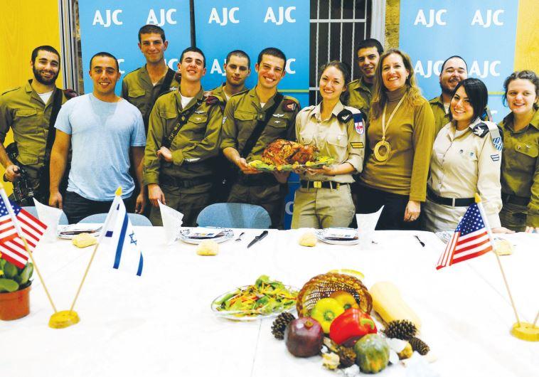 Thanksgiving Israel