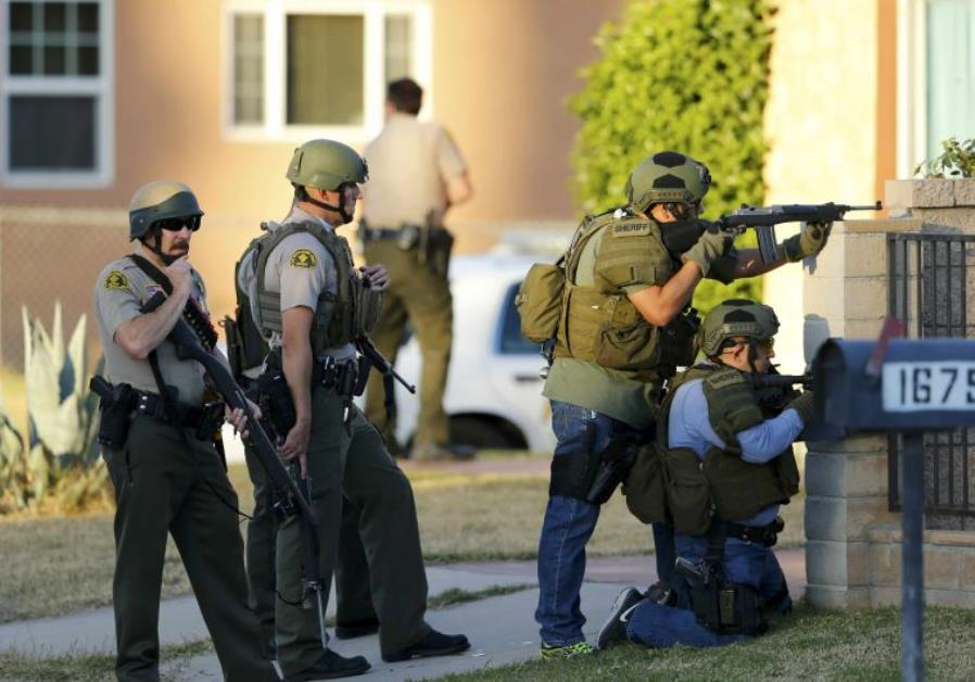 Terror in US