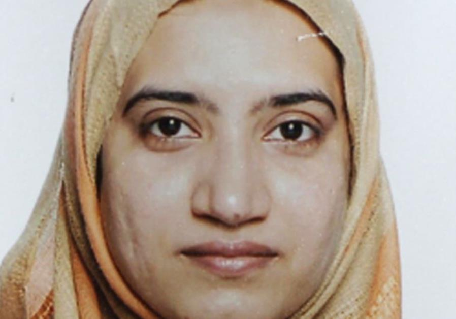 Tashfeen Malik is pictured in this undated handout photo provided by the FBI