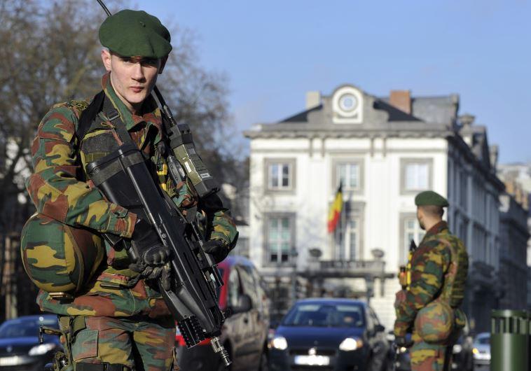 'Weak link' gets tough: After Paris, Belgium raises spy game