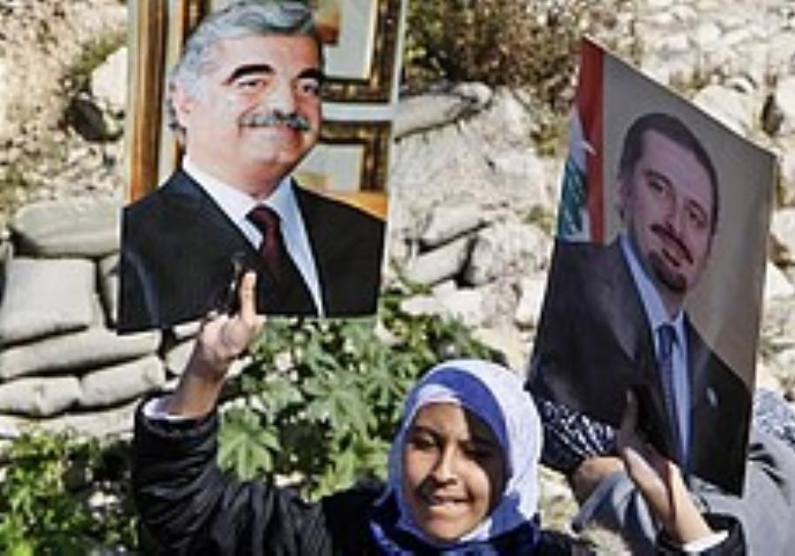 Analysis: High stakes, high anxiety: Campaigning in Lebanon