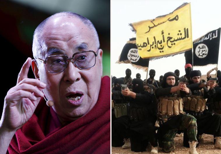 ISIS Dalai Lama