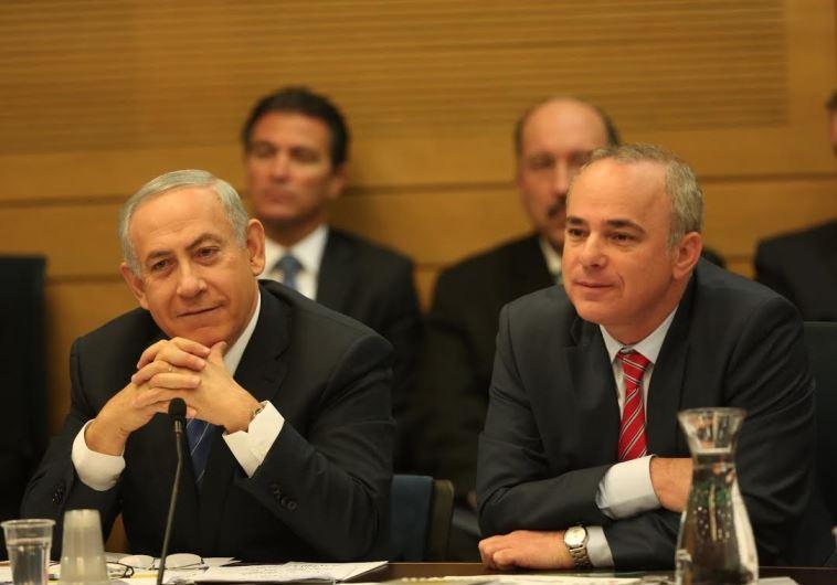 Netanyahu and Steinitz