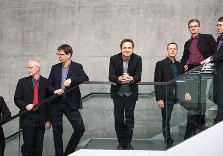 The Ascolta ensemble Israel