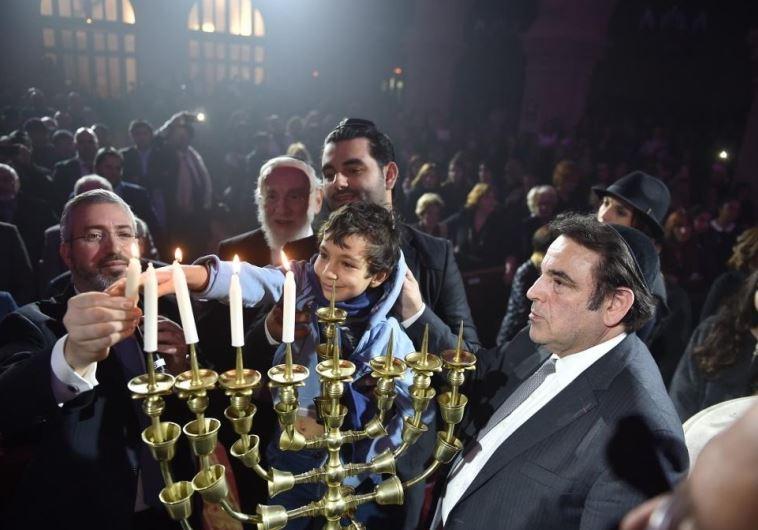 paris Synagogue