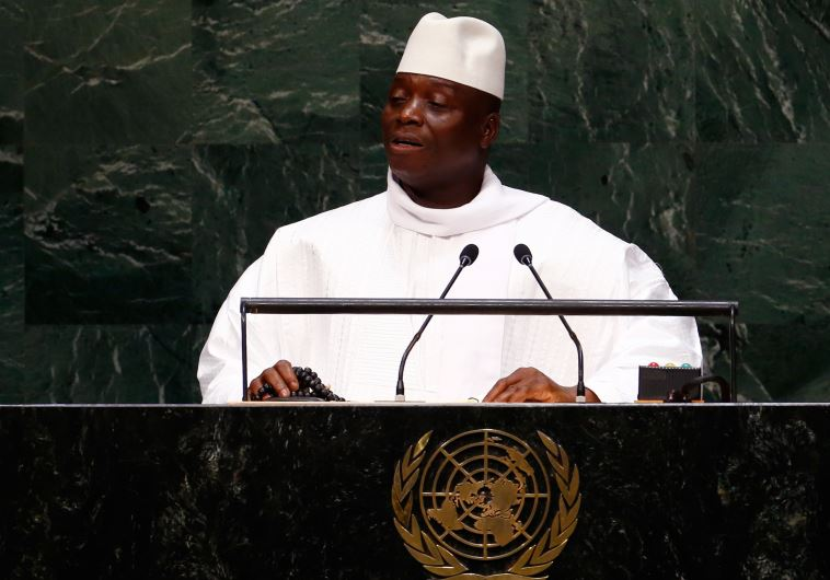 President of Gambia