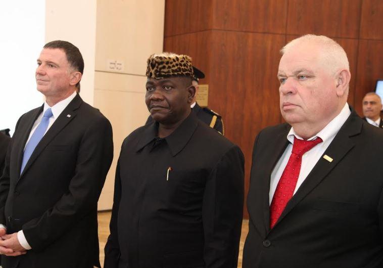 knesset liberia