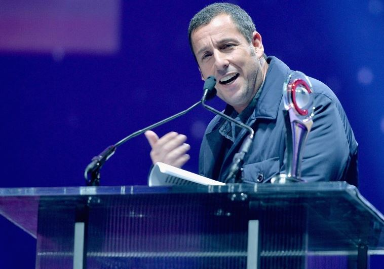 Actor and comedian Adam Sandler
