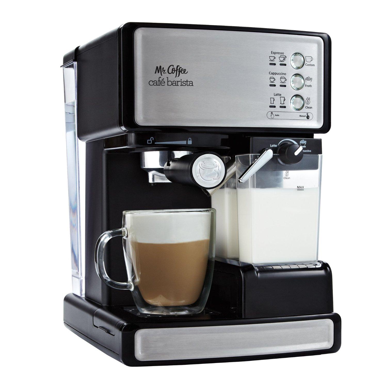 top 5 espresso machines under 200 for 2017 jerusalem post. Black Bedroom Furniture Sets. Home Design Ideas