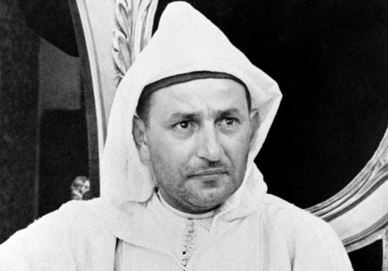 King Mohammed V kept the lives and property of the country's Jews under his protection