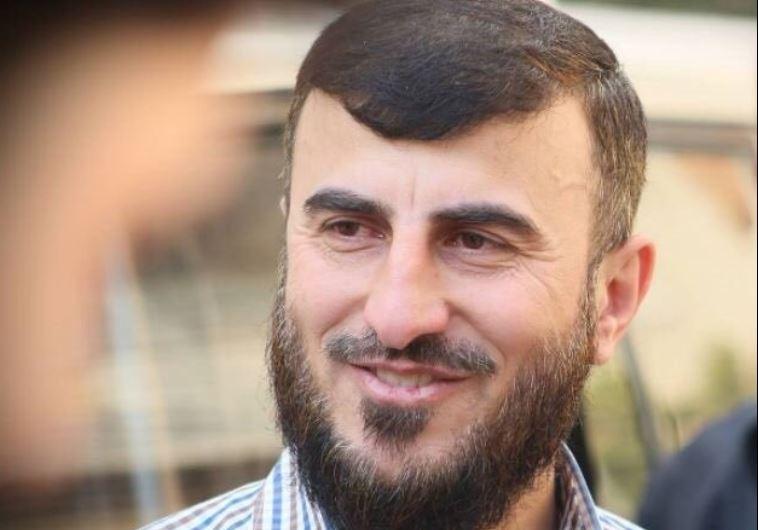 Zahran Alloush, the head of Jaysh al Islam