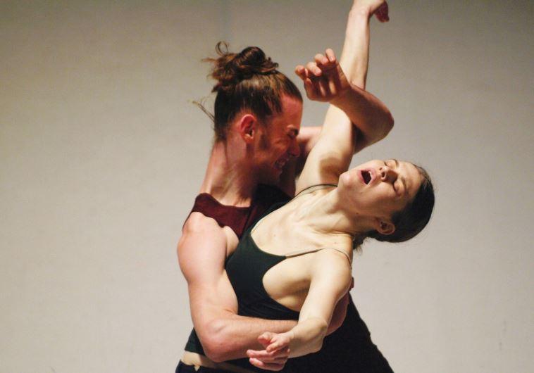 OHAD NAHARIN and Batsheva Dance Company's 'Three.'