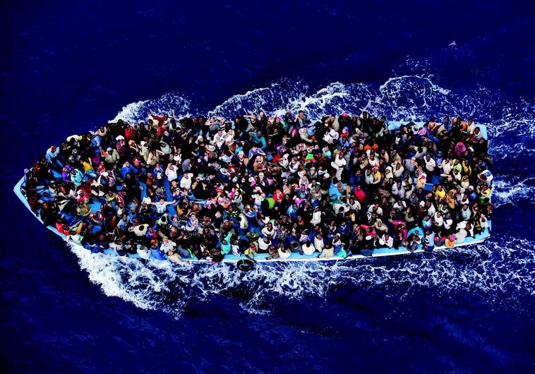 Sauvetage de migrants en Méditerranée