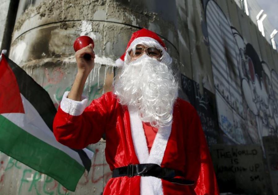 Islam Christmas.Palestinian Christians The Real Threat Is Radical Islam
