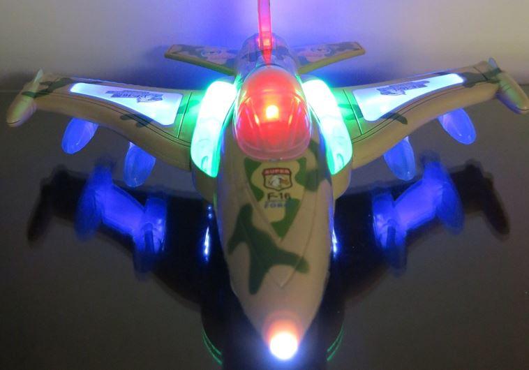 F16 toy