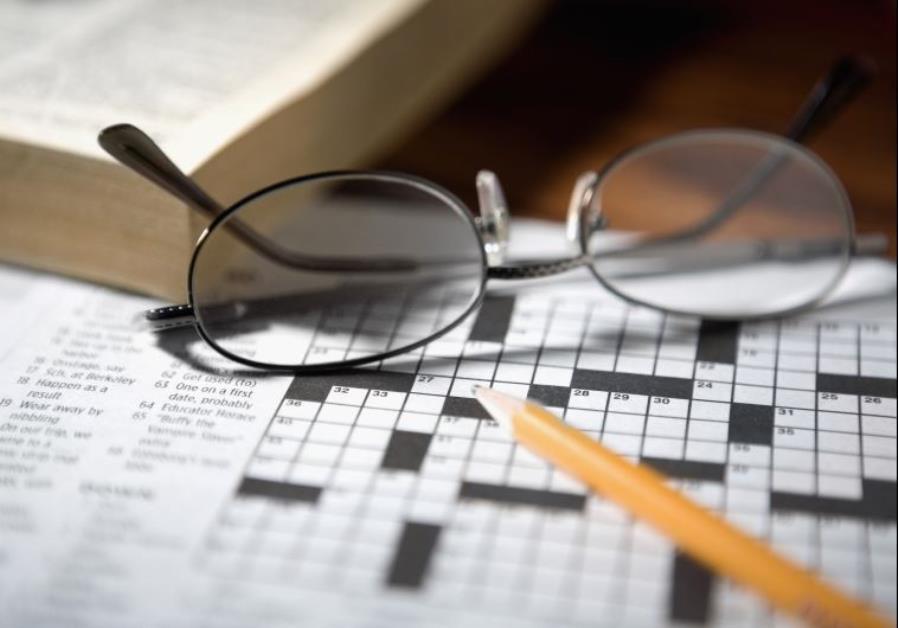The thrill of crosswords - Israel News - Jerusalem Post