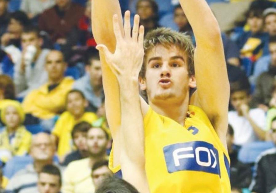 Maccabi Tel Aviv forward Dragan Bender
