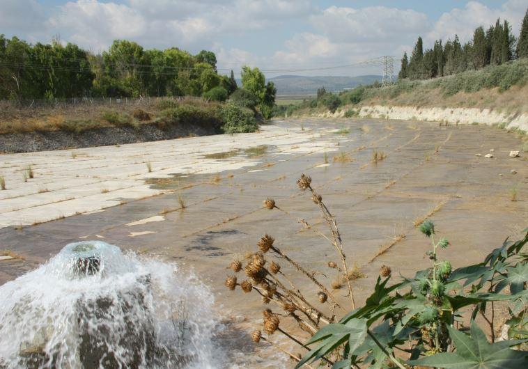 The Kishon River 