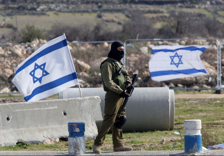 IDF West Bank