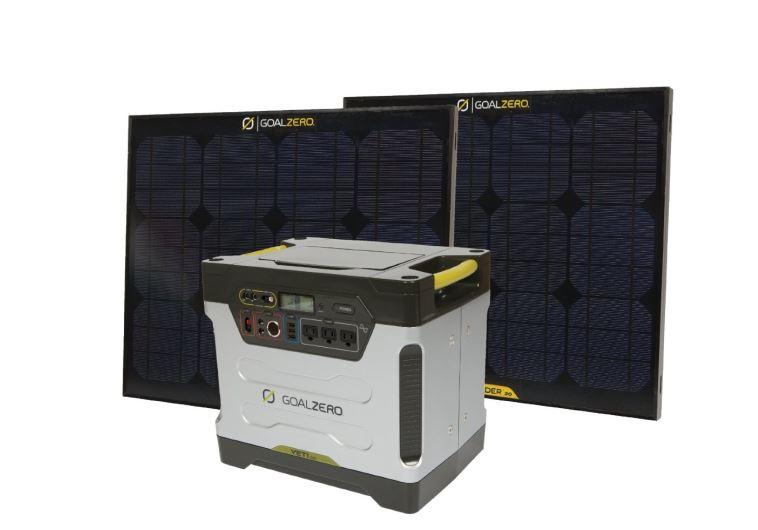 Best portable solar power generators